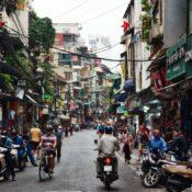 Wietnam - miasta i współczesna architektura