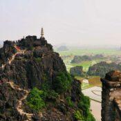 Prowincja Ninh Bình i kompleks krajobrazowy Tràng An